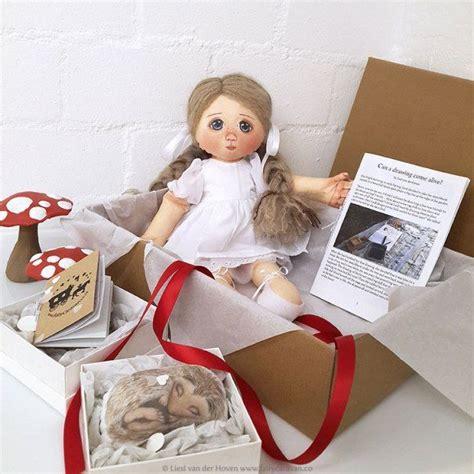 fairy caravan handmade dolls   design tabloid