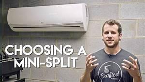 Choosing A Ductless Mini-split Air Conditioner  U0026 Installation Process