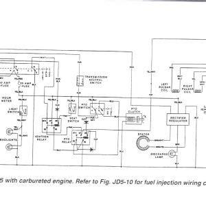 John Deere Wiring Schematic Free Diagram