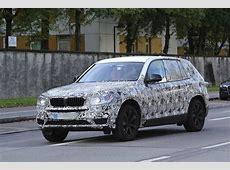 Spyshots 2017 BMW X3 Rolls Into View on Public Roads for