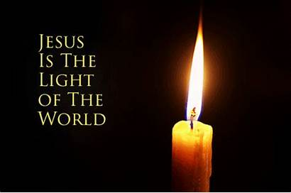 Jesus Am Candle Church He Advent Christ