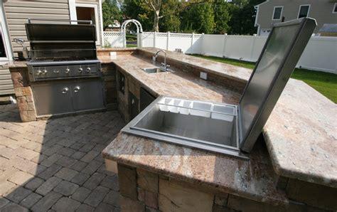 custom built outdoor kitchens 2007 lazy l