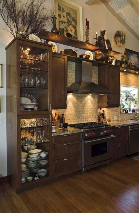 top of kitchen cabinet ideas top of kitchen cabinets decorating ideas best home