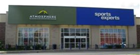 sports experts atmosph 232 re carrefour de la rive sud boucherville