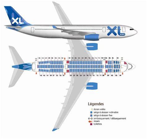 air reservation siege documents de voyages reçus vol xl airways pour nous