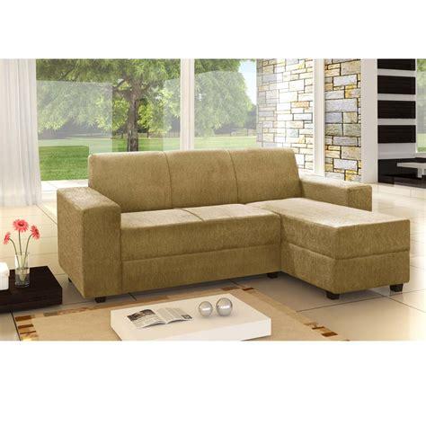 sofa lugar para deitar sof 225 de 3 lugares chaise simbal capri premier tecido