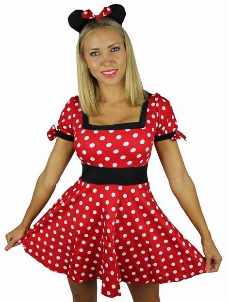minni mouse kostüm mickey minnie mouse disney tale fancy dress costume ebay