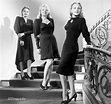 1940s Fashion - Dipping Hemlines   Glamourdaze