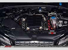 Audi S5 Upgrades