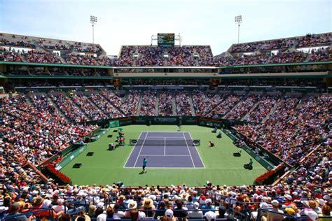 indian tennis garden 2013 bnp paribas open set attendance records this week in