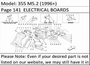 Buy Ferrari Part   157991 Switch Relay  F40  F 40  F50  F