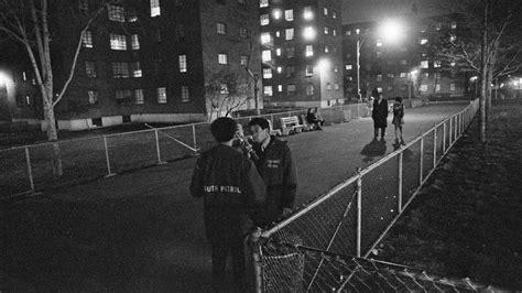 rise  fall   york public housing  oral