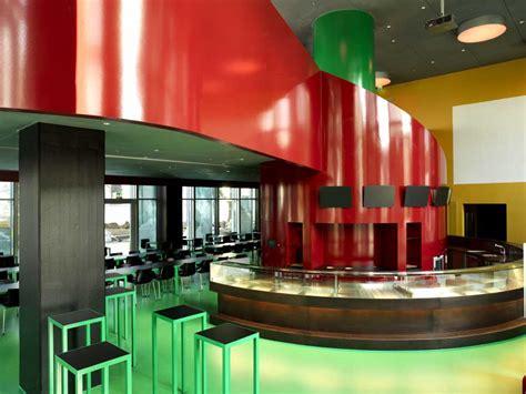 werd restaurant zurich bar swiss interior  architect