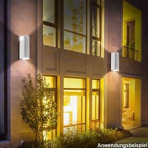 Up And Down Lampen Aussen : 3er set 5w led up and down au en hauswand strahler ~ Whattoseeinmadrid.com Haus und Dekorationen