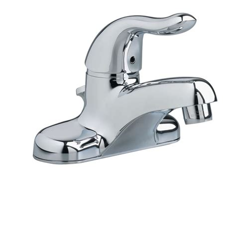 standard cadet kitchen faucet faucet com 8115f in polished chrome by standard