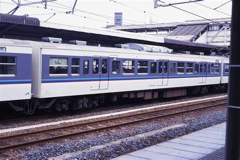 115系下関車 2001.-8.26