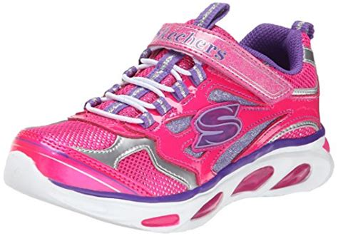 skechers kids light up shoes skechers kids blissful light up sneaker jackshibo shoes
