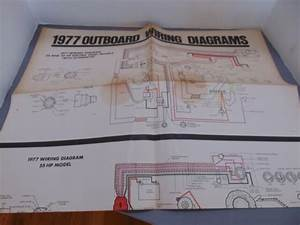 1977 Evinrude Outboard Wiring Diagram 25  35  55  70  75 Hp