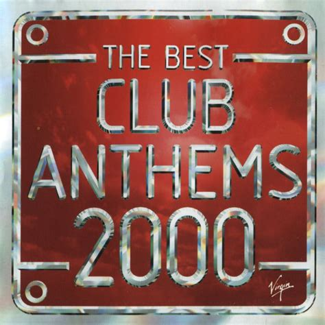 cd gesang the best by club various the best club anthems 2000 cd at discogs