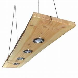 Holz Lampen Decke : led 120 cm massivholz 4x5w gu10 decken lampe holz natur douglasie h ngelampe m bel wohnen ~ A.2002-acura-tl-radio.info Haus und Dekorationen