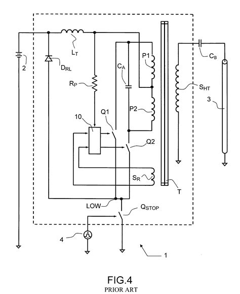 patent us7893630 royer oscillator with discharge electronics patents