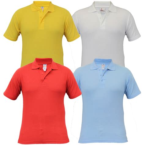 polos polo shirts collared boys 2 pack polo t shirts school pique