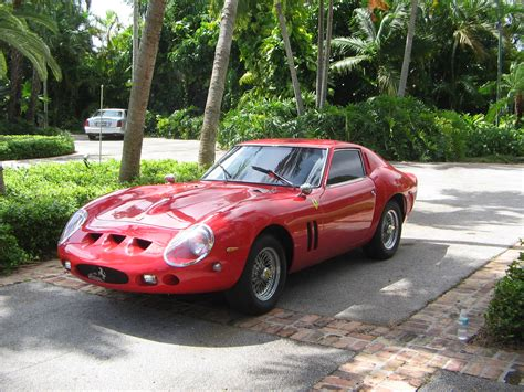 250 Gto Replica by Special Cars Replicars Web Page Dedicated To Cars