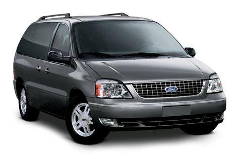 Ford Minivan by 2006 Ford Freestar Conceptcarz
