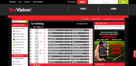 BetVision SportsBook Review - New Betting Sites 2020