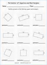 area  perimeter  polygons  shapes primary school
