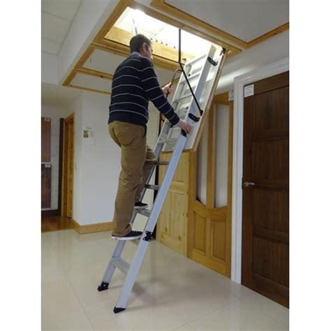 Aluminium Thermo Attic Stairs (Heavy Duty)