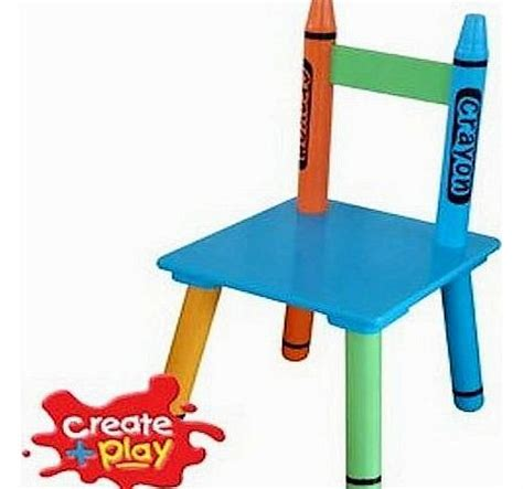 Crayola Wooden Table And Chair Set Uk by Cool Chairs