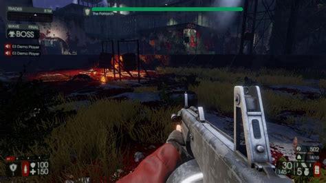 killing floor 2 xbox one gameplay killing floor 2 ps4 gameplay
