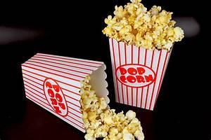 Veganes Karamell Popcorn wie im Kino Fertig in nur 5 Minuten!