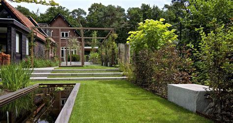 Garten Höhenunterschied Ausgleichen by H 246 Henunterschied Privatgarten Garten Schellevis