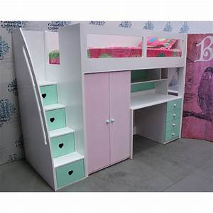buy kids space saver loft bed frame 1800h online in kids With guide to buy bunk bed for children