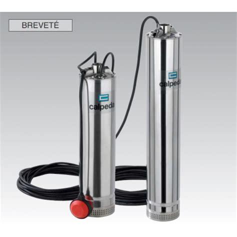 pompe immerg 233 e pour puits calpeda gamme mps mxs