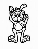 Monkey Coloring Printable Colorir Imprimir Macacos Gorilas Imagens Colour Affe Malvorlagen Ausmalbilder Macaquinho Monkeys Konabeun Bestcoloringpagesforkids Drucken Tudodesenhos Getcoloringpages Spider sketch template