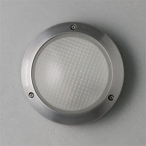 buy astro toronto outdoor round wall light john lewis