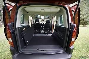 Peugeot Rifter Interieur : essai d 39 un baroudeur chic le nouveau peugeot rifter ~ Dallasstarsshop.com Idées de Décoration