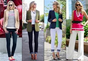 Office Wear Fashion Tips: What to Wear to Work from Formal ...