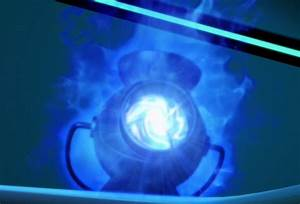 Blue Lantern Power Battery | Green Lantern The Animated ...