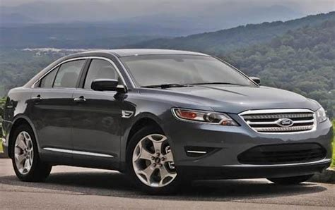 ford taurus  sale pricing features edmunds