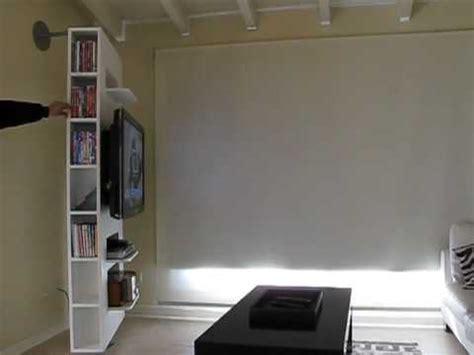 mueble giratorio  lcd  plasma youtube