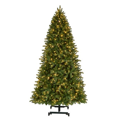 home accents holiday 7 ft to 9 ft pre lit led virginia