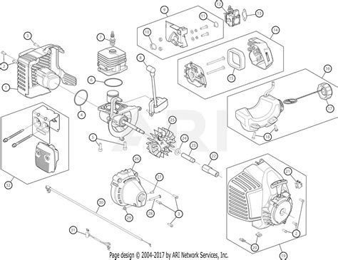MTD 41CDZ11G799 (316.794371) Parts Diagram for Engine Assembly