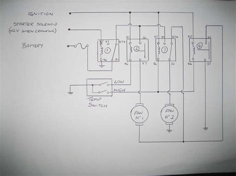vx ss thermo fan wiring diagram somurich com