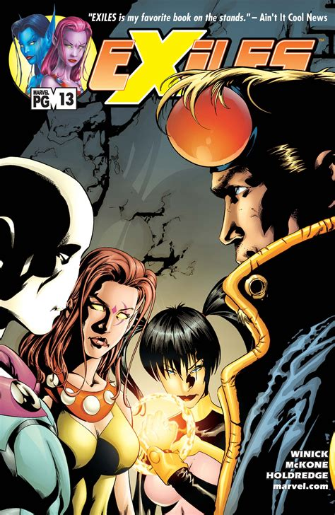 Exiles (2001) #13 | Comic Issues | Marvel