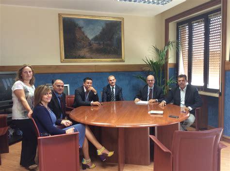 Sede Inail Napoli Confapi Calabria Incontra Direttore Regionale Inail