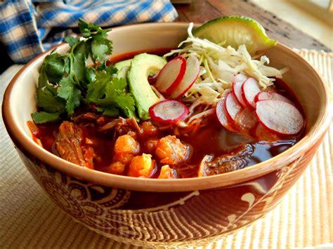 Pozole – Pork & Hominy Stew | Frugal Hausfrau